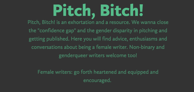 meghan brewster, pitch bitch